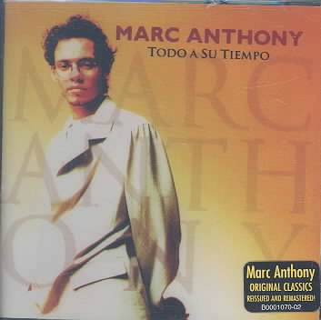 TODO A SU TIEMPO BY ANTHONY,MARC (CD)